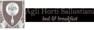 Agli Horti Sallustiani Logo
